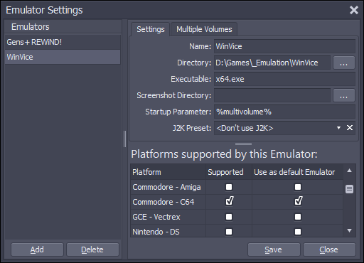 Emulator_Settings-Startup_Parameters-WinVice01