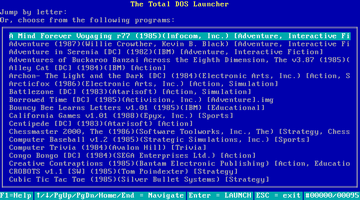 Total_DOS_Launcher